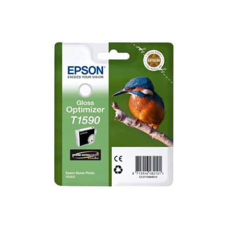 Epson T1590 Original Ink Cartridge C13T15904010 Gloss enhancer