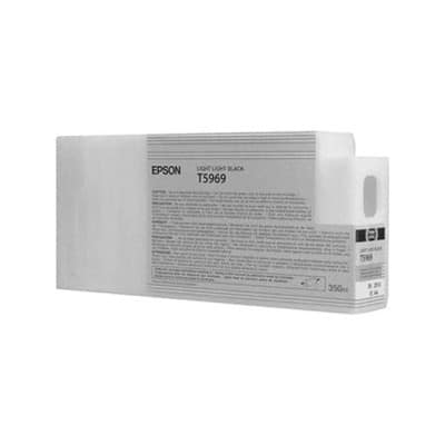 Epson T5969 Original Ink Cartridge C13T596900 Light Light Black