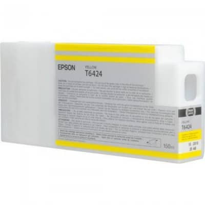 Epson T6424 Original Ink Cartridge C13T642400 Yellow