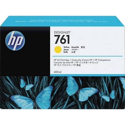 HP 761 Original Yellow Ink cartridge CM992A