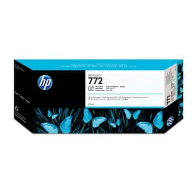 HP 772 Original Photo Black Ink cartridge CN633A