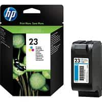 HP 23 Original 3 Colours Ink cartridge C1823D
