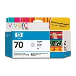 HP 70 Original Light Grey Ink cartridge C9451A