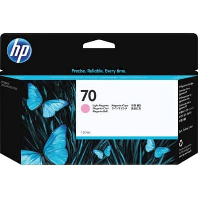 HP 70 Original Light Magenta Ink cartridge C9455A