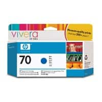 HP 70 Original Blue Ink cartridge C9458A