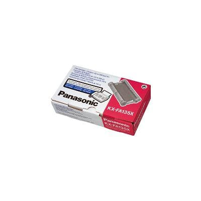 Panasonic black thermal ribbon KXFA135X Black
