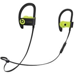 Beats by Dr. Dre Earphones Powerbeats3 Shock Yellow