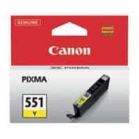 Canon CLI-551Y Original Ink Cartridge Yellow