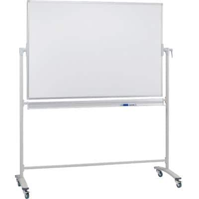 Franken X-traline Magnetic Mobile Whiteboard Lacquered Steel 200 x 100 cm