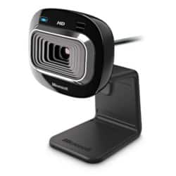 Microsoft LifeCam HD-3000 Webcam - USB Auto-focus Widescreen Microphone