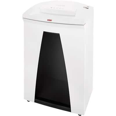 HSM SECURIO B34 Particle-Cut Shredder Security Level P-5 12-13 Sheets