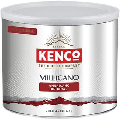 Kenco Millicano Americano Original Instant Ground Coffee Tin 500g