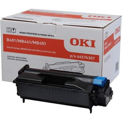 OKI 44574307 Original Drum Black