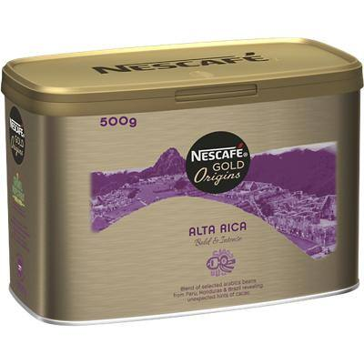 NESCAFÉ Collection Altra Rica Instant Ground Coffee Tin 500g