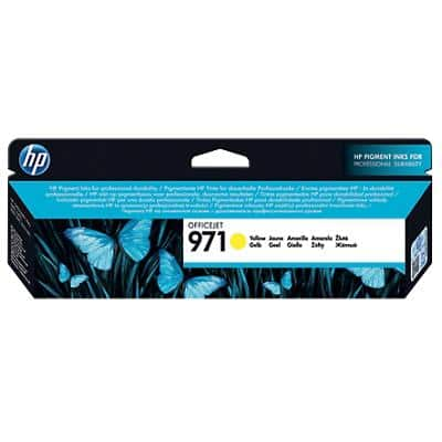 HP 971 Original Ink Cartridge CN624AE Yellow