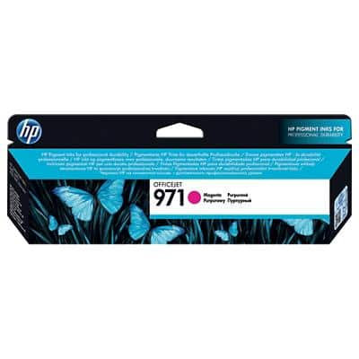 HP 971 Original Ink Cartridge CN623AE Magenta