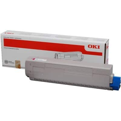 OKI 44844506 Original Toner Cartridge Magenta