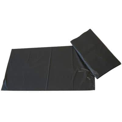 Paclan Refuse Sacks Extra Heavy Duty 100 L Black 73.7 x 45.7 x 96.5 cm Pack of 200
