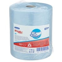 WYPALL Cleaning Cloths X60 1 Ply 1 Rolls of 500 Sheets