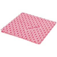 Vileda Cleaning Cloths Red Pack of 5