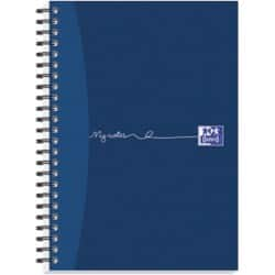 Cambridge A5 Everyday ruled and margin notebook 100 pages 70gsm - pack of 5