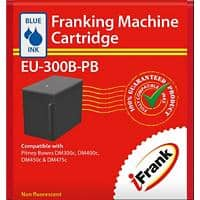 iFrank Franking Machine Ink Cartridge EU-300B-PB Blue