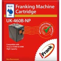 iFrank Franking Machine Ink Cartridge UK-460B-NP Blue