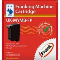 iFrank Franking Machine Ink Cartridge UK-MYMB-FP Blue
