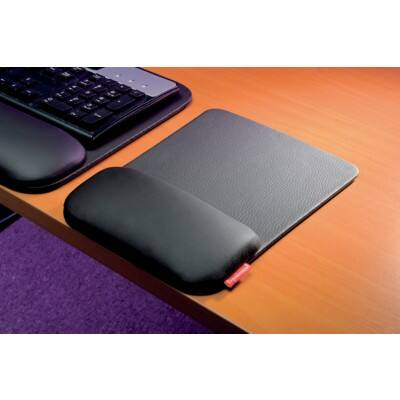 Ergonomique Mouse Pad ErgoPad 371 Black