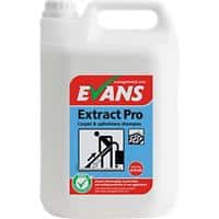 Evans Vanodine Extract Pro Carpet and Upholstery Shampoo 5L