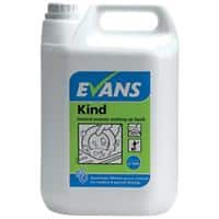 Evans Vanodine Kind General Purpose Washing Up Liquid 5L