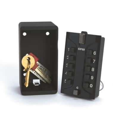 Phoenix Security Box KS0002C 115 x 62 x 58 mm 1 Hook