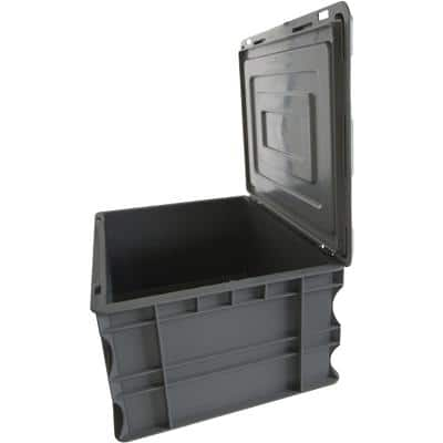 Viso Container Lid 4301 Grey 40 x 2 x 30 cm