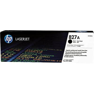 HP 827A Original Toner Cartridge CF300A Black