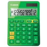Canon Metallic Green Calculator LS-123K