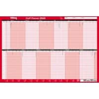 Office Depot Wall Planners Staff Unmounted 2020