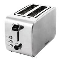 igenix Toaster 2 Slices Stainless Steel IG3202 850W Silver