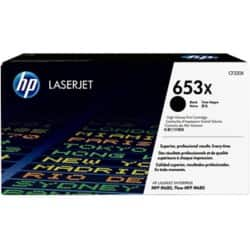 HP 653X Original Toner Cartridge CF320X Black