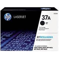 HP 37A Original Toner Cartridge CF237A Black
