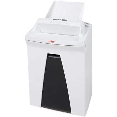 HSM SECURIO AF150 Particle-Cut Shredder Security Level P-5 6-7 Sheets