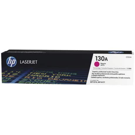 HP 130A Original Toner Cartridge CF353A Magenta