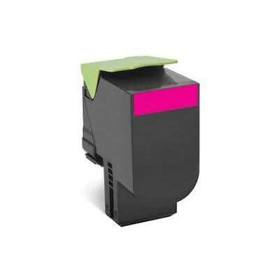 Lexmark 70C20M0 Original Toner Cartridge Magenta