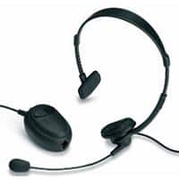 Connected Essentials CEH-10 Telephone Headset Black