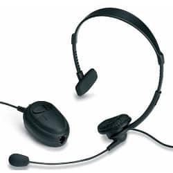 Connected Essentials CEH10 monaural telephone headset