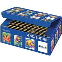 Staedtler Pencils Noris School HB Grey Pack of 150