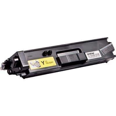 Brother TN-326Y Original Toner Cartridge Yellow