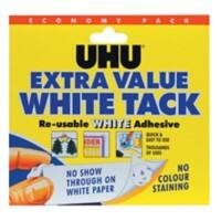 UHU Sticky Tack Economy 169mm White Reusable