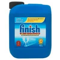 Finish Professional Glass Wash Detergent 5L
