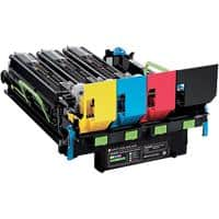 Lexmark 74C0ZV0 Original Drum Black & 3 Colours