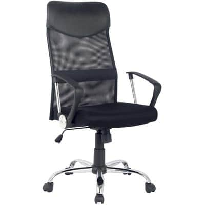 Niceday Ergonomic Office Chair Mosil Basic Tilt Black